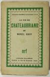 Marcel ROUFF - La vie de Chateaubriand - 1929 - Envoi de l auteur - Photo 1, livre rare du XXe siècle