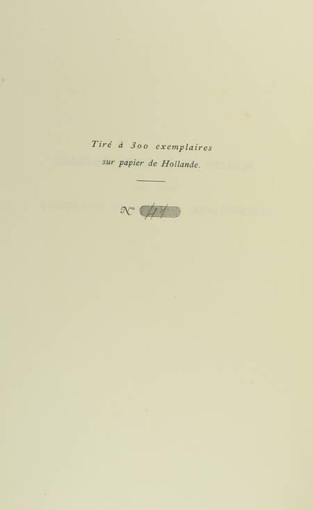 LACROIX - Romans et le Bourg-de-Péage avant 1790 - 1897 - 1/300 Hollande - Relié - Photo 3 - livre d'occasion