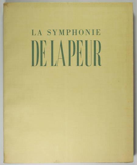 Gus BOFA - La symphonie de la peur - Edition originale - Illustré - Photo 1 - livre de collection