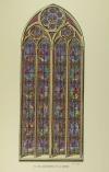 BOISSONNOT (Chanoine H.). Les verrières de la cathédrale de Tours
