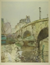 TROYAT - Les ponts de Paris - 1946 - Illustrations de René Kuder - Photo 0 - livre rare