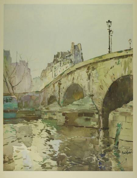 TROYAT (Henri). Les ponts de Paris