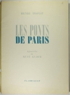 TROYAT - Les ponts de Paris - 1946 - Illustrations de René Kuder - Photo 1 - livre rare