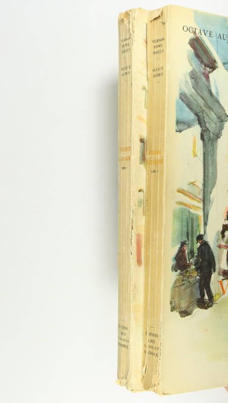 AUBRY - Visions d'Espagne - 1927 - Vernon Howe Bailey - 2 volumes - Photo 6 - livre du XXe siècle