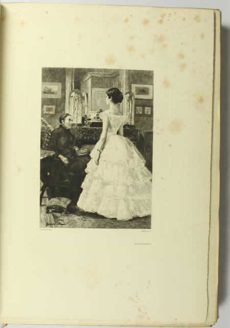 GONCOURT - Germinie Lacerteux 1886 Illustrations de Jeanniot 1/100 Japon - Photo 12 - livre du XIXe siècle