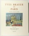 Yves Brayer et Paris - 103 peintures aquarelles dessins 1964 Texte de Mac Orlan - Photo 0, livre rare du XXe siècle