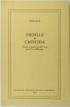 BOCCACE - Troïlle et Criseida - Traduit au XVe par le sire de Beauvau - Photo 1, livre rare du XXe siècle