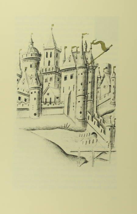 BOCCACE - Troïlle et Criseida - Traduit au XVe par le sire de Beauvau - Photo 3, livre rare du XXe siècle