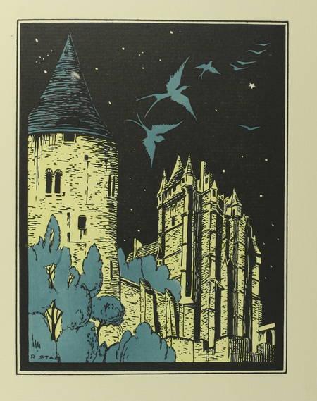 Paul FORT - Poèmes au Dunois + Toute la France - 1920-7 - Envoi + Poème EAS - Photo 1 - livre de bibliophilie