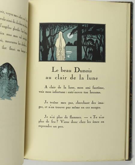 Paul FORT - Poèmes au Dunois + Toute la France - 1920-7 - Envoi + Poème EAS - Photo 6 - livre de bibliophilie