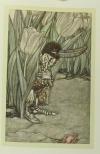 BARRIE - Piter Pan dans les jardins de Kensington - Arthur Rackham (1907) - Photo 3 - livre rare