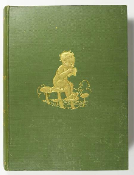 BARRIE - Piter Pan dans les jardins de Kensington - Arthur Rackham (1907) - Photo 4 - livre moderne