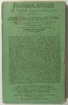 CLAUDIN (M. A.). Catalogue des livres anciens et modernes composant la bibliothèque de feu M. Emile Bigillion (de Grenoble). Deuxième partie. Vente aux enchères publiques à Paris, du 4 au 22 février 1878.
