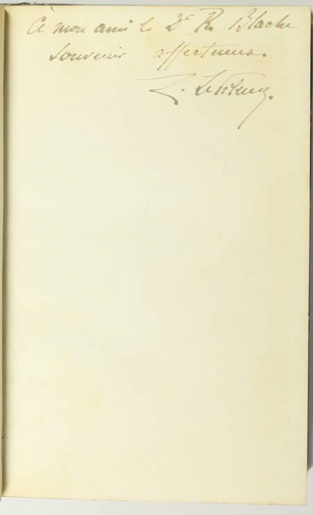 FERNEL d'AMIENS (Jean). Le meilleur traitement du mal vénérien. 1579. Traduction, préfaces et notes par L. Le Pileur, docteur en médecine, livre rare du XIXe siècle