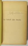 Camille MAUCLAIR - Le soleil des morts - 1898 - Signature de l auteur - Photo 0, livre rare du XIXe siècle