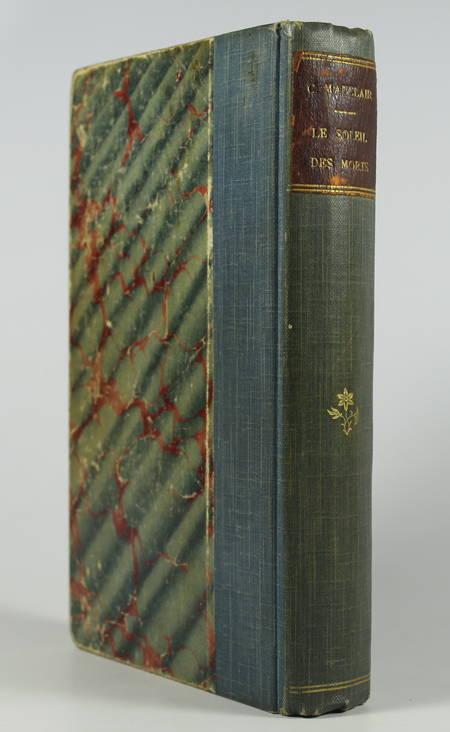 Camille MAUCLAIR - Le soleil des morts - 1898 - Signature de l'auteur - Photo 1 - livre du XIXe siècle