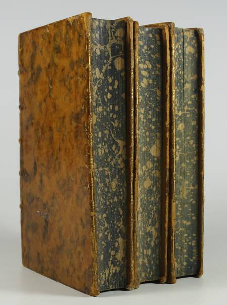 ROBERTSON Histoire d'Ecosse Marie Stuart et Jacques VI - 1764 3v 1ere française - Photo 1 - livre d'occasion