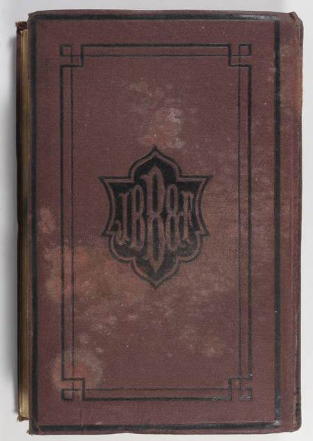 ESPANET - La pratique de l'homéopathie simplifiée - 1879 - Photo 1 - livre du XIXe siècle