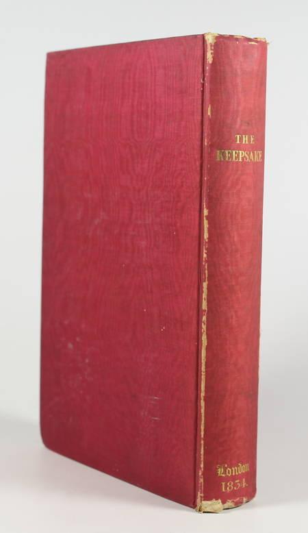 The keepsake - 1834 - Contient une EO de Mary Shelley - Photo 1 - livre rare