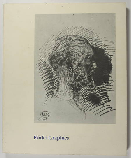 [Gravure] THORSON - Rodin graphics. Drypoints and book illustrations - 1975 - Photo 0 - livre d'occasion