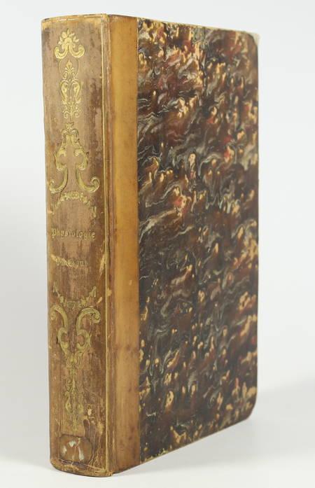 Physiologie du goût ou méditations de gastronomie transcendante - 1838 - Photo 0 - livre du XIXe siècle