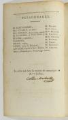 COLLIN d HARLEVILLE - Malice pour malice - AN II (1794) Signé par l auteur - EO - Photo 0 - livre ancien