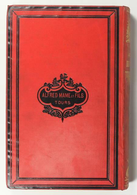 FOURNEL - Au pays du soleil - 1883 Espagne, Italie, Egypte - Cartonnage de Souzé - Photo 2, livre rare du XIXe siècle