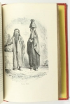 FOURNEL - Au pays du soleil - 1883 Espagne, Italie, Egypte - Cartonnage de Souzé - Photo 4, livre rare du XIXe siècle