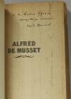 HENRIOT (Emile). Alfred de Musset