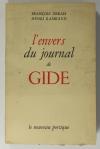 DERAIS RAMBAUD - L envers du journal de Gide. Tunis 1942-43 - Envois des auteurs - Photo 1 - livre de collection