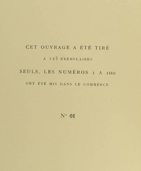 [Estampes, Lithographie] Marcel Guérin - FORAIN lithographe - 1910 - 93 planches - Photo 2, livre rare du XXe siècle