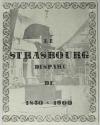 [Alsace] Le Strasbourg disparu de 1850 à 1900 - Editions Sogical (vers 1971) - Photo 0 - livre du XXe siècle