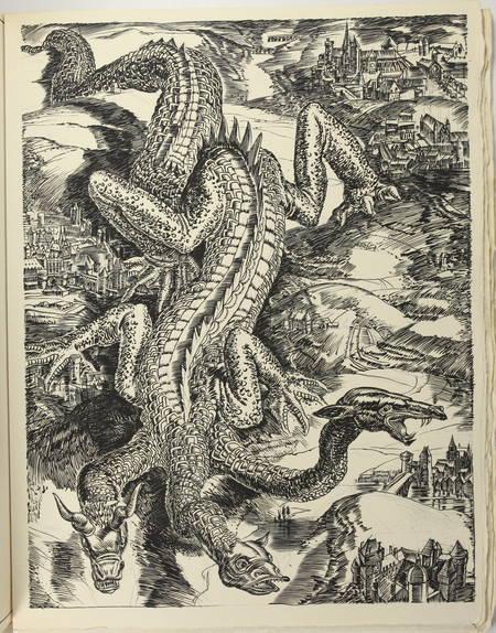 RONSARD (Pierre de). Discours des misères de ce temps, livre rare du XXe siècle