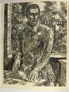 RONSARD - Discours des misères de ce temps - 1930 - Burins de Decaris - Photo 3, livre rare du XXe siècle