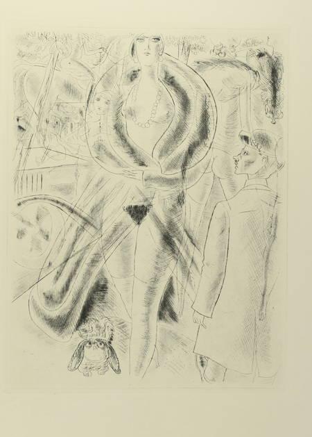 MAC ORLAN (Pierre). Les démons gardiens, livre rare du XXe siècle