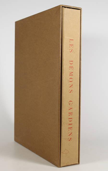 Pierre MAC ORLAN - Les démons gardiens - 1937 - Eaux-fortes de Chas-laborde - Photo 1, livre rare du XXe siècle