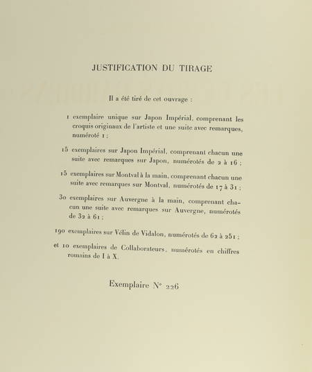 Pierre MAC ORLAN - Les démons gardiens - 1937 - Eaux-fortes de Chas-laborde - Photo 3, livre rare du XXe siècle