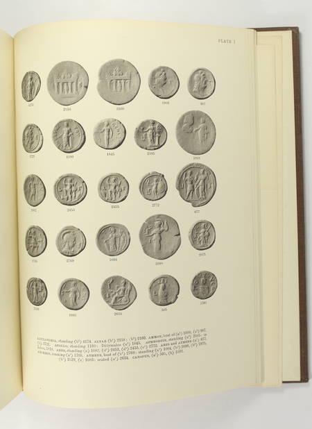 [Numismatique] MILNE - Catalogue of alexandrian coins - 1933 - Planches - Photo 1, livre rare du XXe siècle