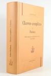 RIMBAUD (Arthur). Oeuvres complètes. I : Poésies