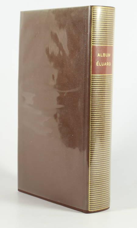 SEGALAT (Iconographie réunie par Roger-Jean). Album Eluard