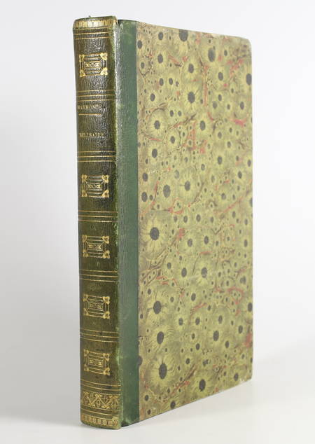MARMONTEL. Bélisaire, suivi des mélanges en prose et en vers, livre rare du XIXe siècle