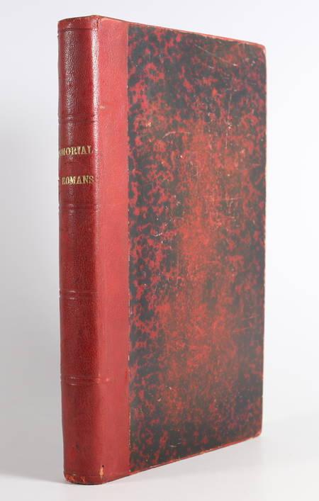 CHEVALIER - Armorial historique de Romans, suivi du livre d'Or - 1887 - Photo 0 - livre du XIXe siècle