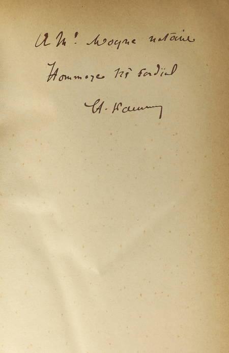 [Finance] FONTAINE - La bourse et ses opérations légales - 1907 - Signé - Photo 0 - livre du XXe siècle