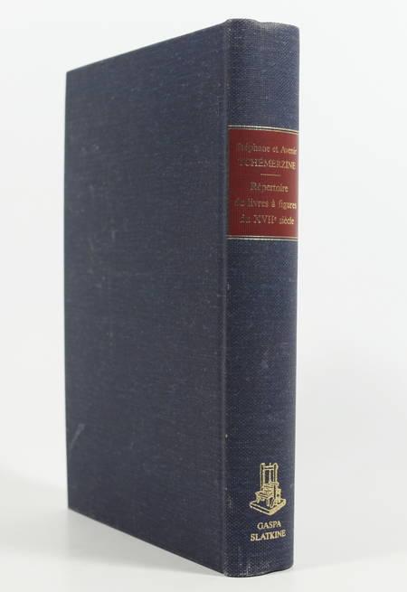 [Bibliographie] TCHEMERZINE - Livres à figures rares du 17e siécle - 1991 - Photo 0 - livre de collection