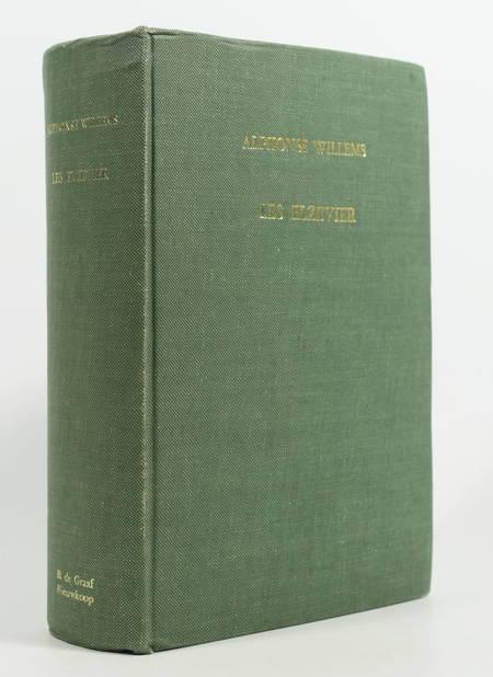 WILLEMS (Alphonse). Les Elzevier. Histoire et annales typographiques
