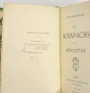 WELSCHINGER - Les almanachs de la révolution - 1884 - 1/100 Hollande - Photo 0 - livre d occasion