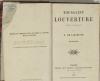 LAMARTINE (A. de). Toussaint Louverture. Poëme dramatique [Suivi de :] De l'émancipation des esclaves. Discours prononcés à diverses époques