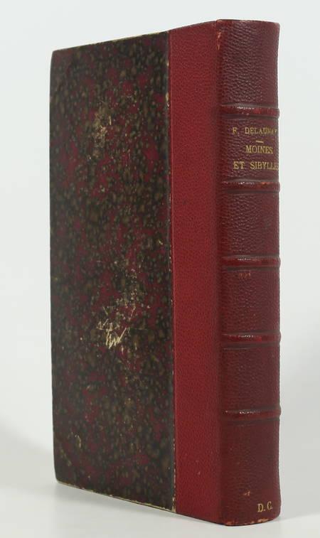 DELAUNAY (Ferdinand). Moines et sibylles dans l'antiquité judéo-grecque