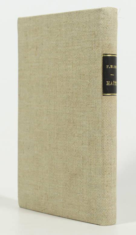 ELDIN - Haïti - Treize ans de séjour aux Antilles - 1878 - Carte - Relié - Photo 1, livre rare du XIXe siècle