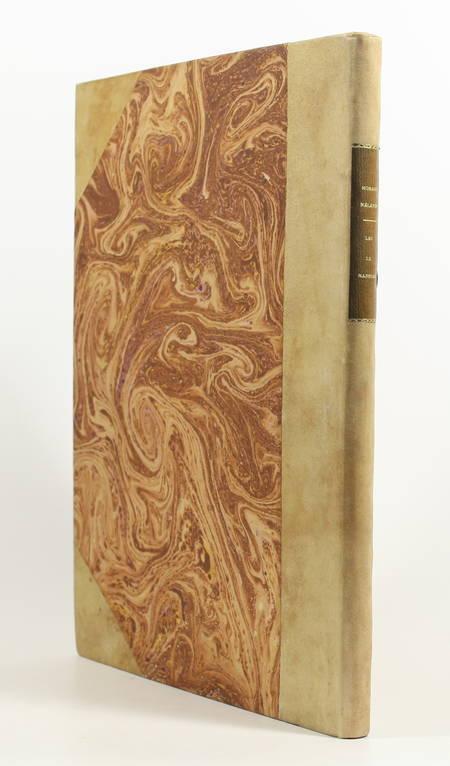 MOREAU-NELATON (Etienne). Les Le Mannier, peintres officiels de la cour des Valois au XVIe siècle, livre rare du XXe siècle